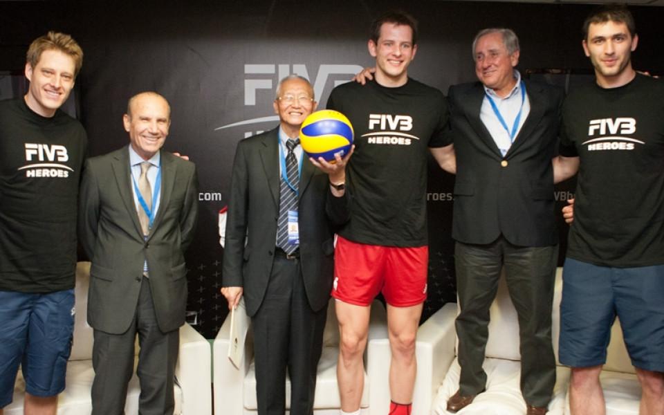 Босовете на световния волейбол: Арена Армеец София е най-добрата зала в Европа!