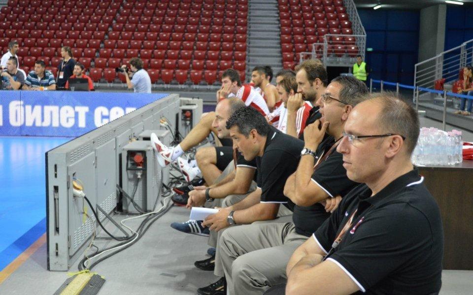 Харун Ерденай: Вярвам, че ще се класиране на Евро 2013, имате добри играчи