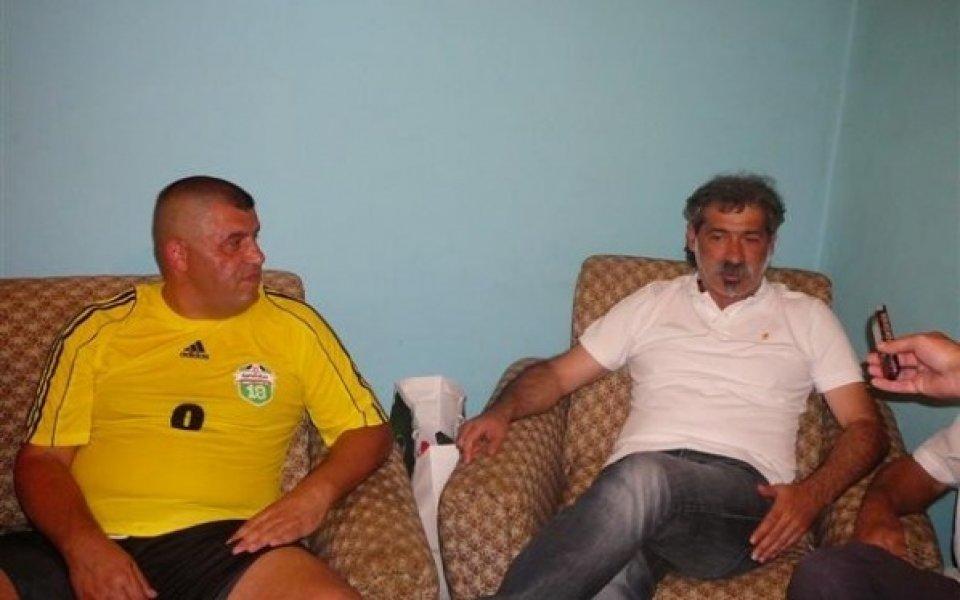 Светкавица отнесе новака в Б група Шумен 2010 с 3:0 в контролна среща
