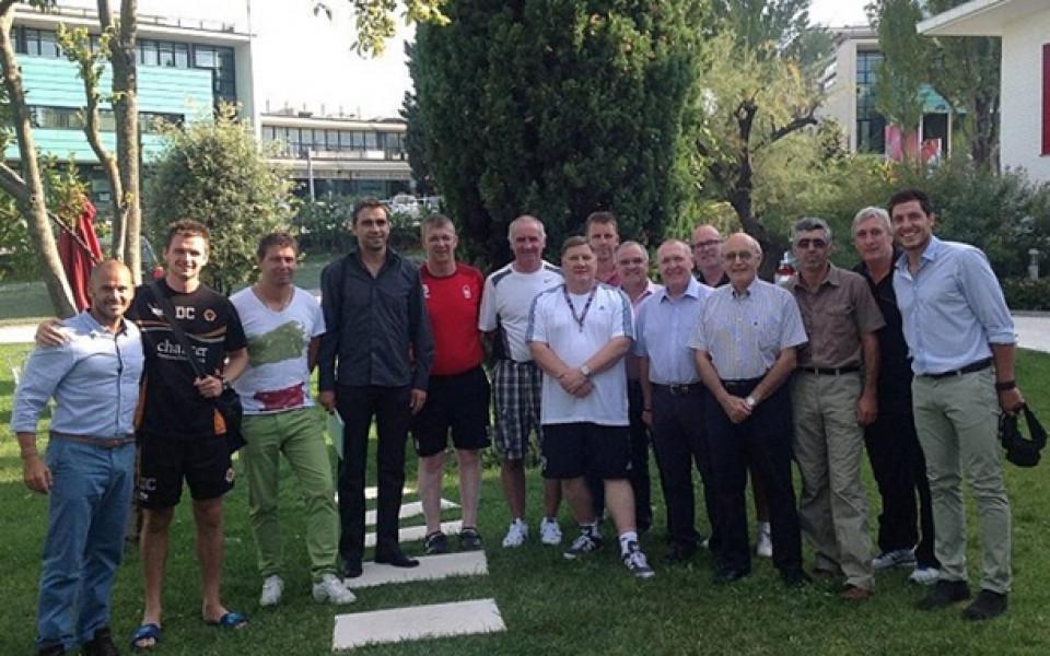 Директорът на ДЮШ на Берое: За нас е признание, че ще играем на турнира в Сан Марино