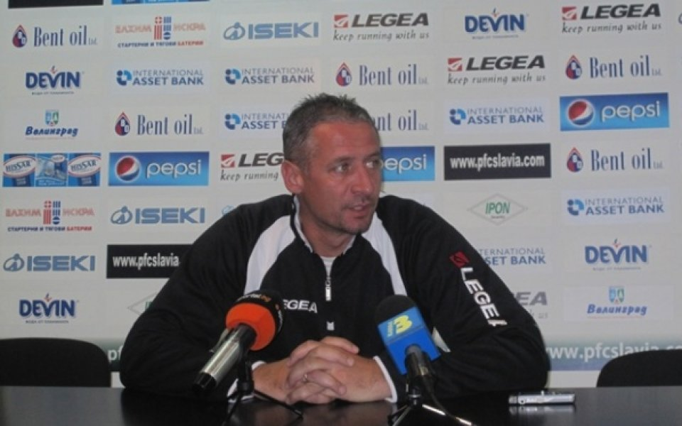 Кушев: Настроени сме на 200% за победа срещу ЦСКА