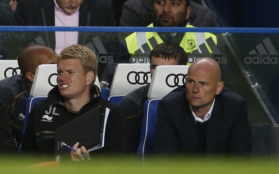 Треньорът на Копенхаген бил мъртъв за 8 минути