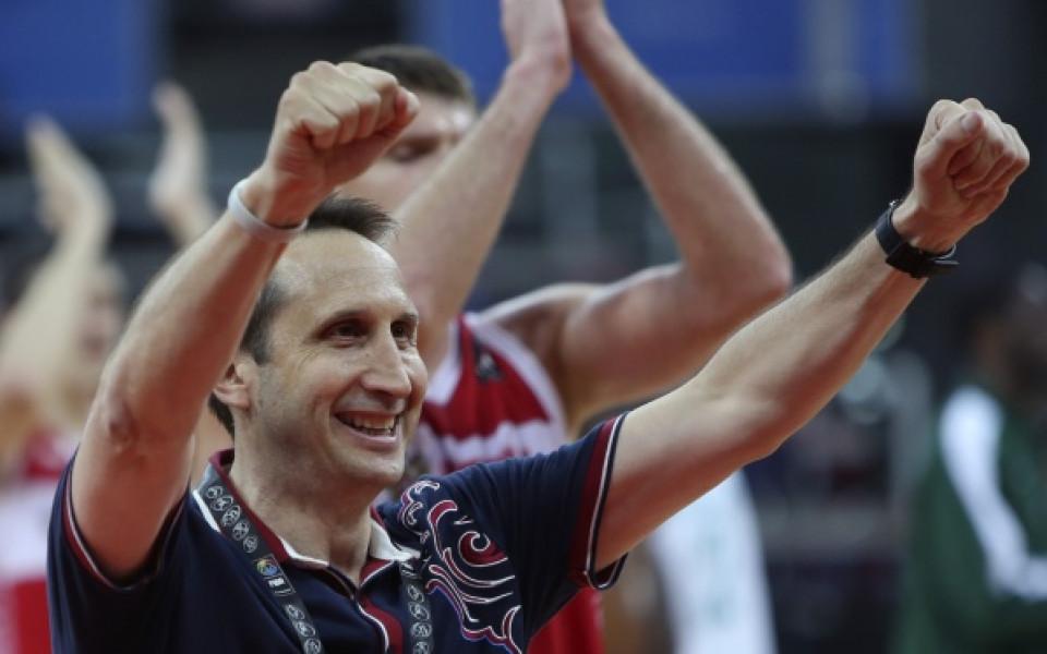 Блат: Напускам руския баскетбол по лични причини, но го оставям горд и доволен