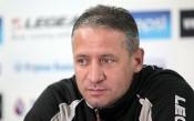 Славия остана без треньор за 3 мача