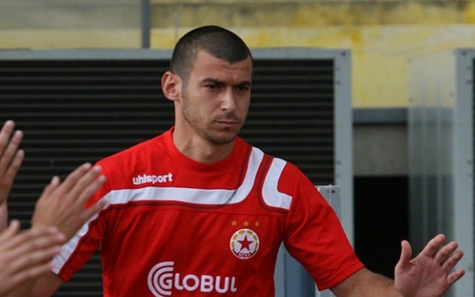 Изведоха с белезници от полицията двама играчи на Черноморец
