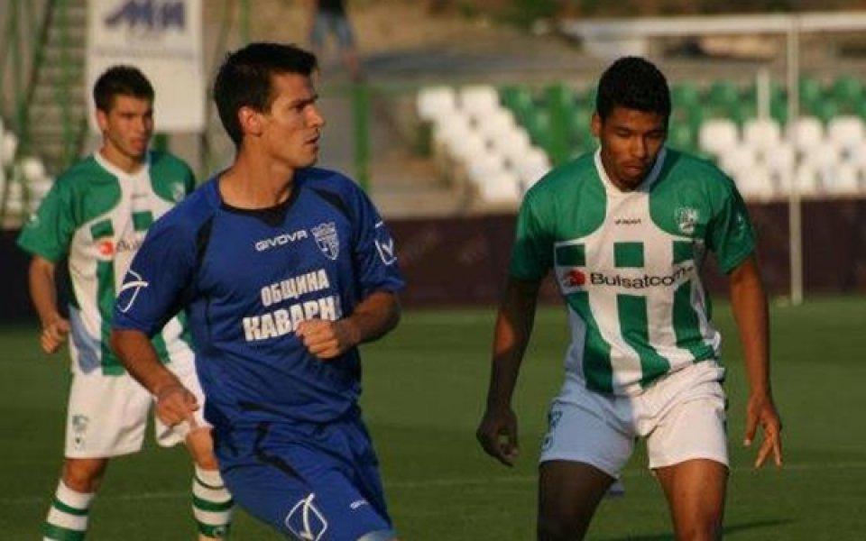 Калиакра се раздели с втори футболист в рамките на 24 часа