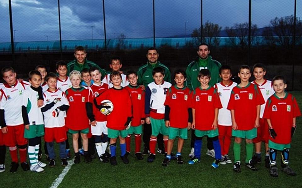 Детско-юношески футболен клуб Национал или точният баланс между спорт и социална политика