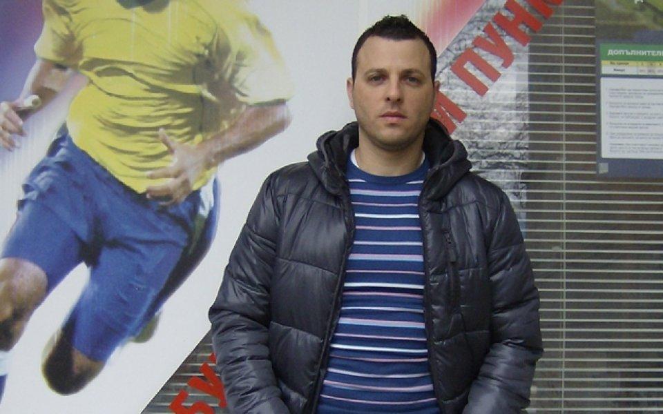 Букмейкър с футболно минало вярва в успех над Малта