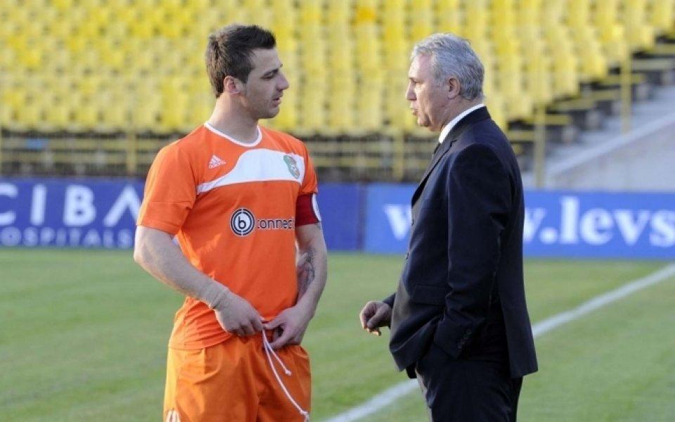 Оперираха Бодуров, аут до края на сезона