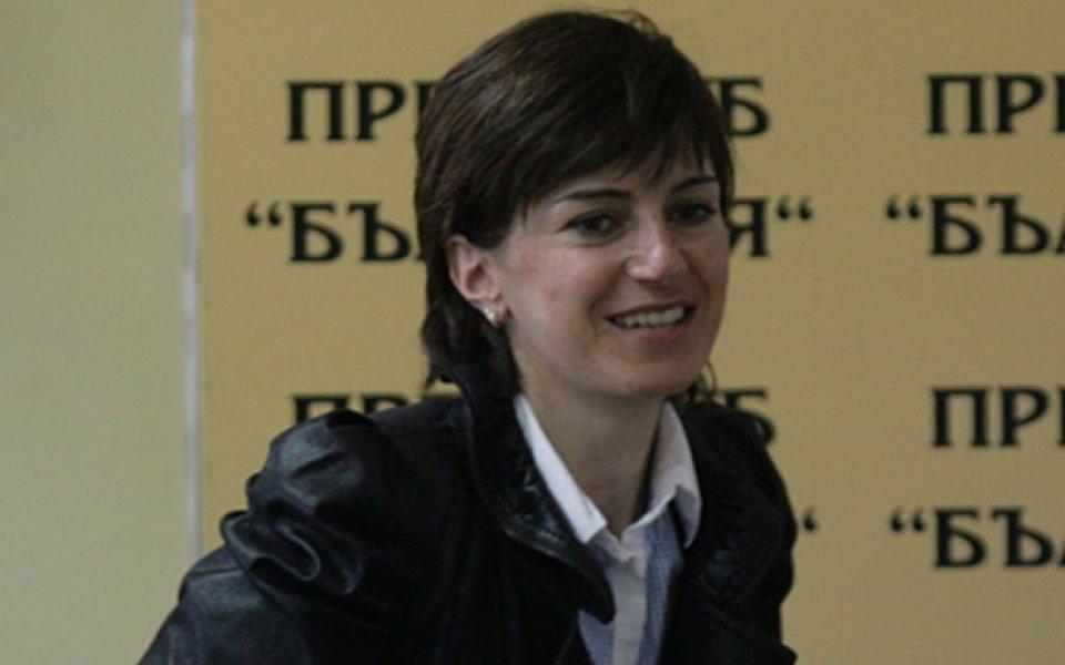 Катя Дафовска: Иска ми се Краси Анев да не се отказва