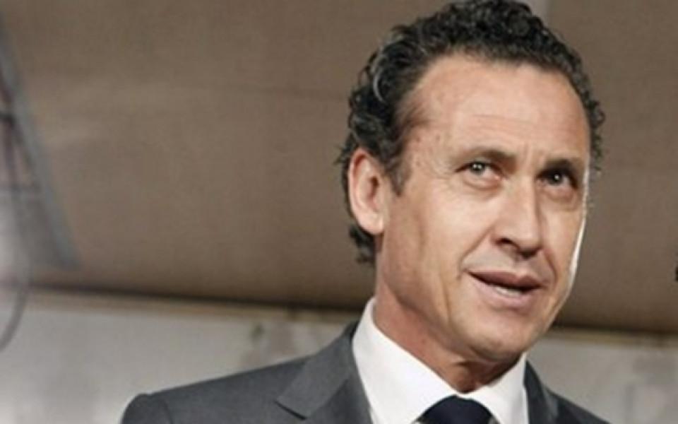 Валдано: Отстраняването на Бенитес ще е грешка