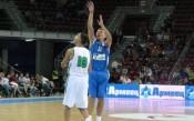 Ясикевичус пропуска Евробаскет 2013