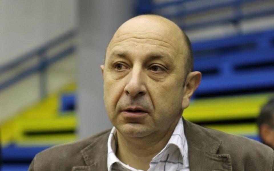 Георги Божков: Важно е да няма контузии, въпросът с Бъчварова е приключен