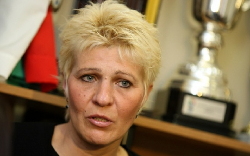 Огромно признание за Полина Цекова във Франция