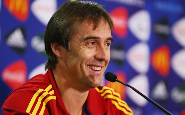 Лопетеги: Националният отбор на Испания трябва да има свой стадион