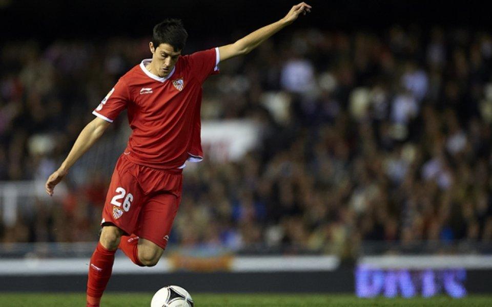 Ливърпул обяви официално трансфера на Луис Алберто