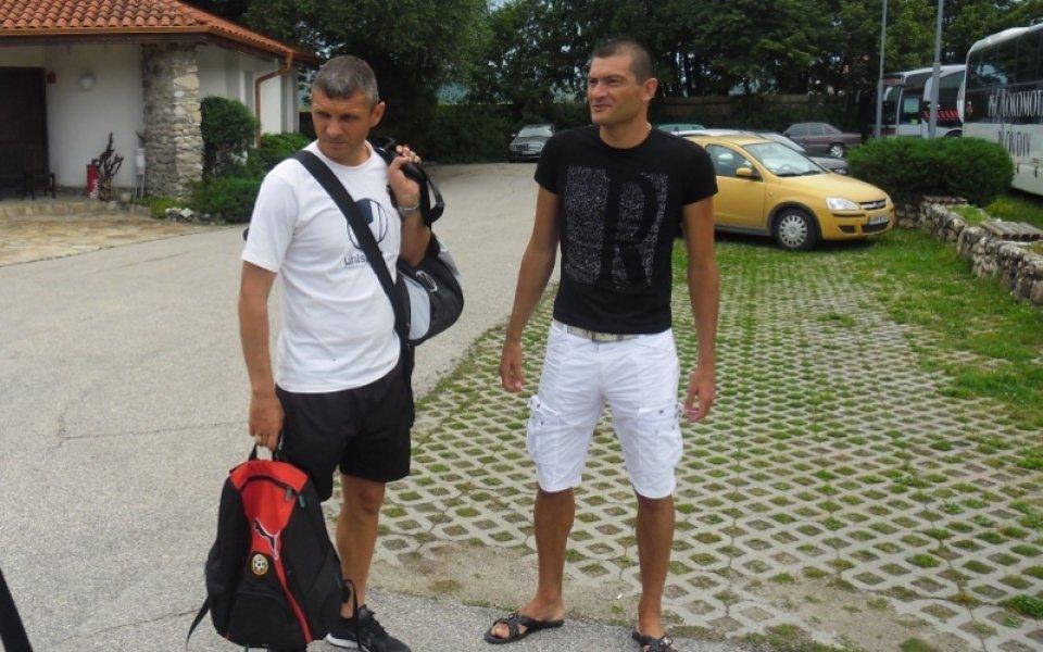 Стоян Колев се присъедини към Локомотив Пд