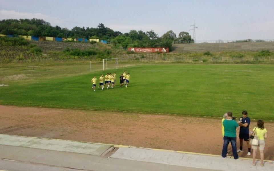Новият футболен клуб Шумен 1929 започна подготовка