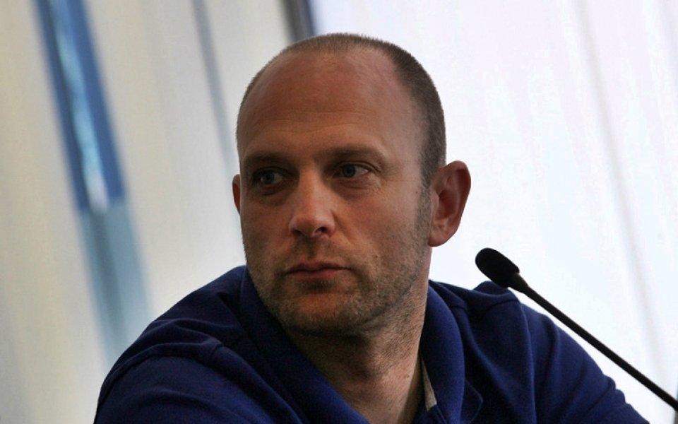 Тити: България - Естония е логичният финал, това е най-силният противник