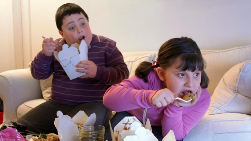 А вие грижите ли се за теглото на вашите деца