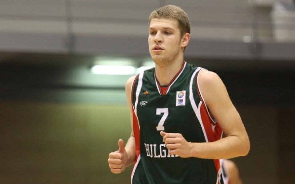 Везенков-младши: Чувствам се готов да нося отговорност