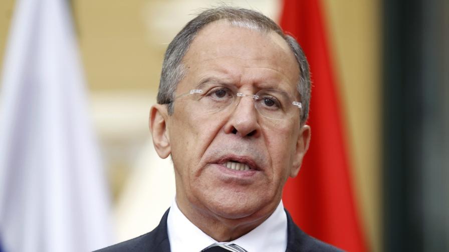 Лавров: САЩ и ЕС стоят зад бунта в Украйна