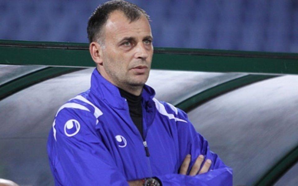 Тони Здравков: Ситуацията е тежка, но аз не се притеснявам