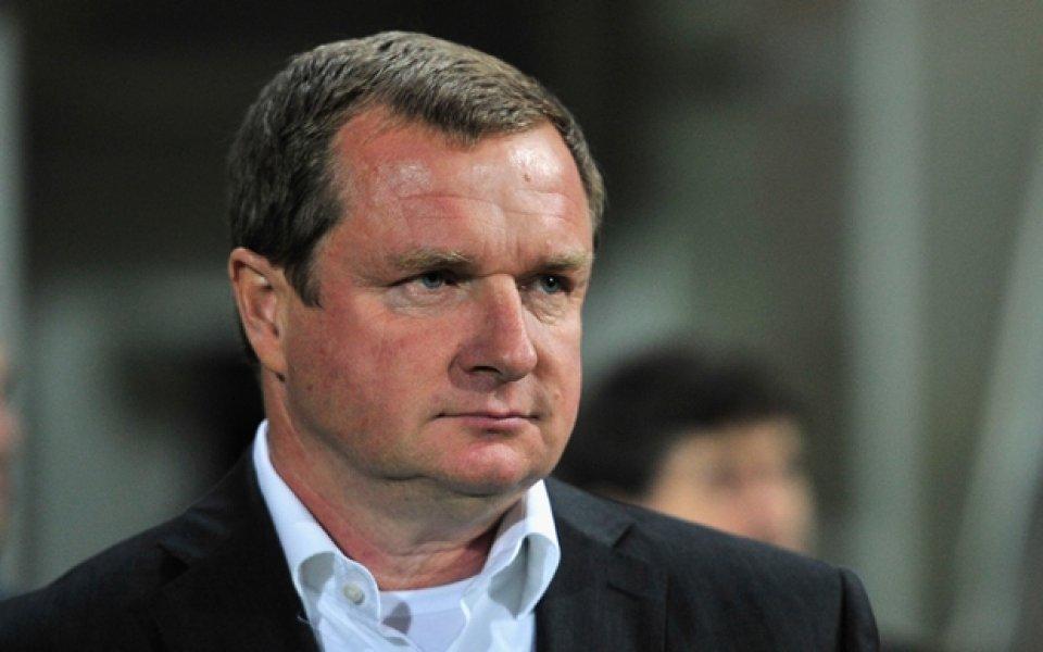 Върба: Байерн управлява футбола, можеше да загубим с много повече