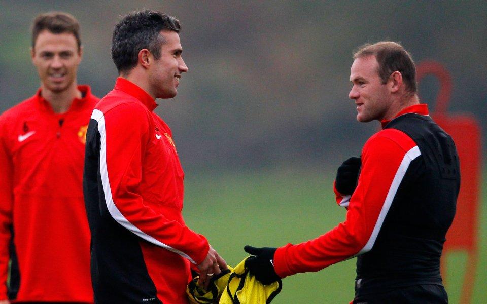 Бившият голмайстор на Манчестър Юнайтед и Арсенал Робин Ван Перси