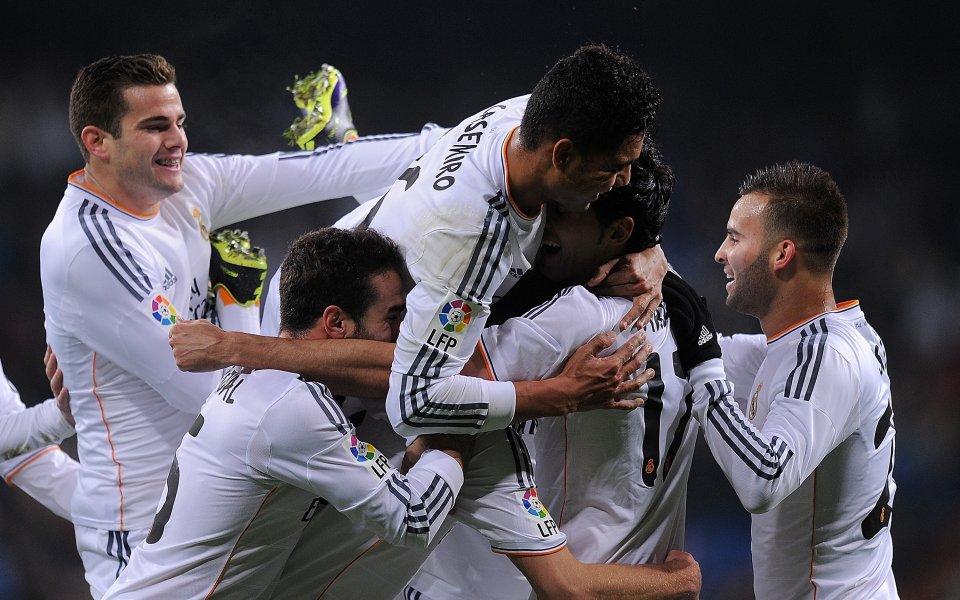 Младите пушки на Реал се справиха за Купата, изненадата дойде в Севиля