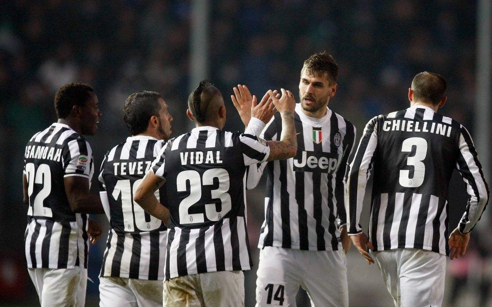 Еврофутбол обяви за фаворит Ювентус в мача срещу Рома