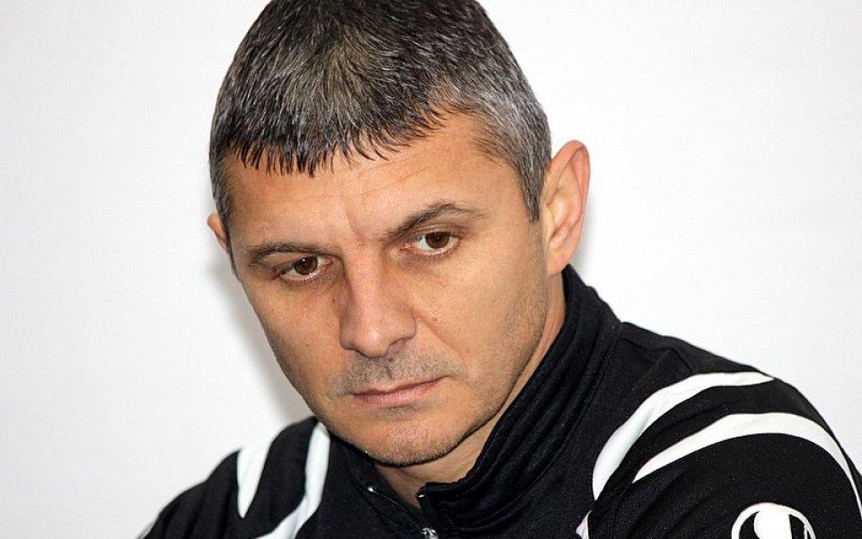 Здравко Лазаров: Съжалявам, че не можахме да бием Ботев през есента