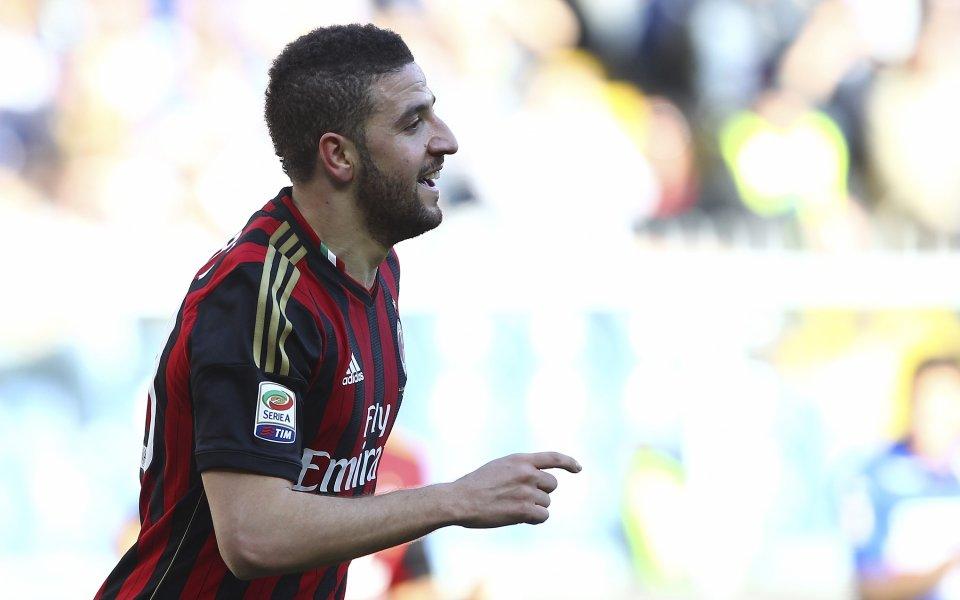 Адел Таарабт иска да играе още дълго време в Милан