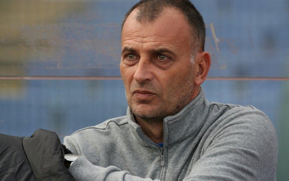 Тони Здравков: Казах на Йовов да решава дали не трябва нов треньор