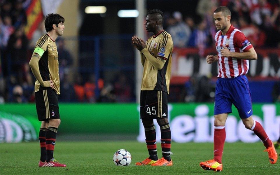 Ариго Саки: Този Милан не е отбор!