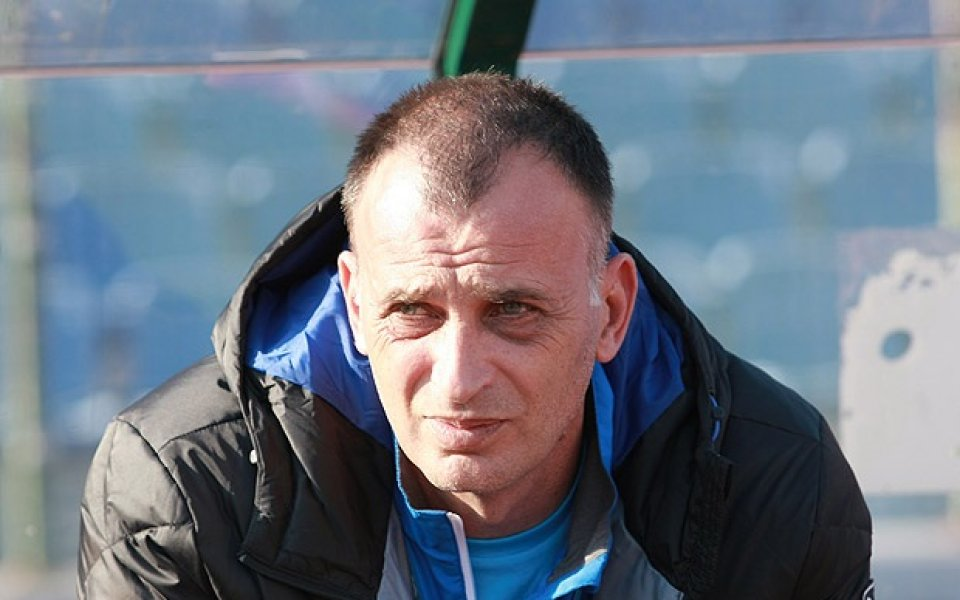 Тони Здравков: Напускам, ако кажат, че Левски има нов треньор