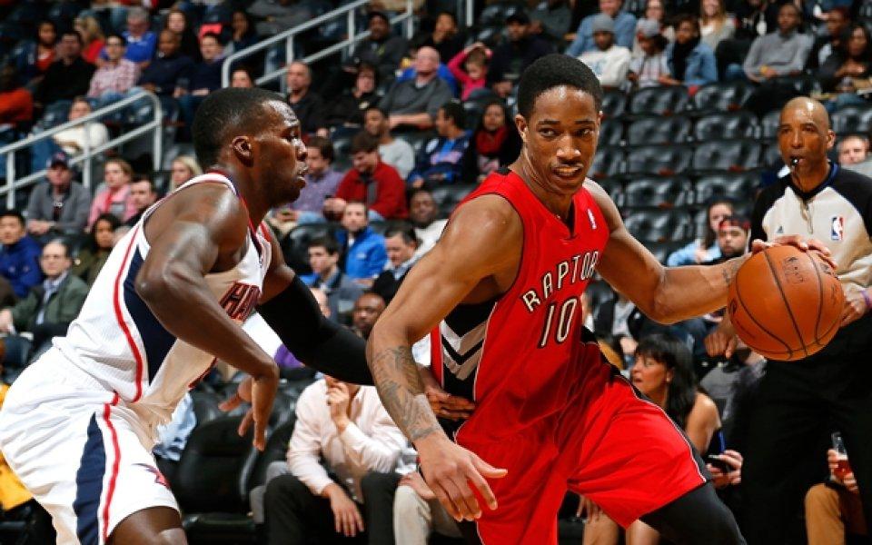 Перо Антич и Атланта бият в НБА