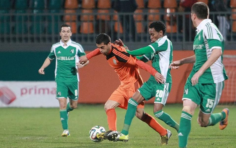 """""""Еврофутбол"""": Лудогорец е фаворит срещу Литекс"""