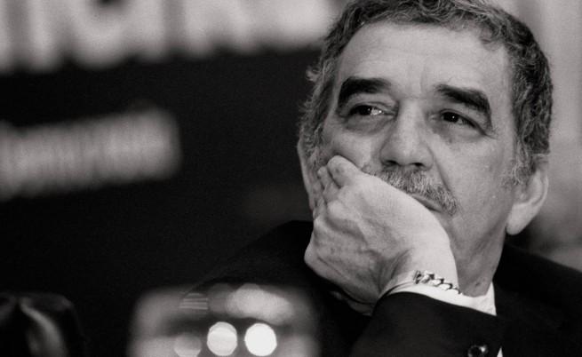 Публикуваха част от неиздаден роман на Маркес