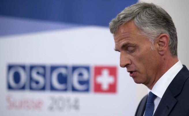 Русия: Изпращането на наблюдатели на ОССЕ в Украйна беше безотговорно