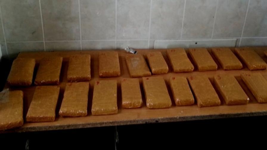 ДАНС задържа наркотици за над 3 млн. лева