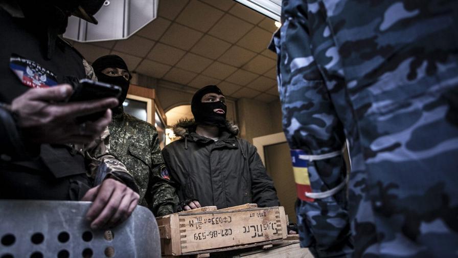 Украйна: Сблъсъци пред полицията в Одеса