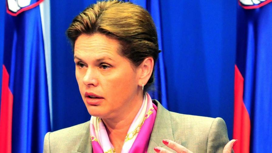 Премиерът на Словения официално подаде оставка