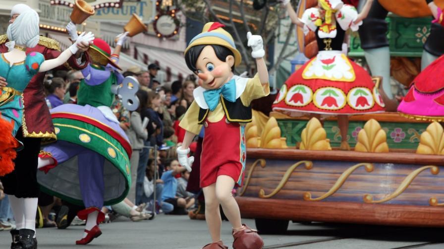 Пинокио можел да каже не повече от 13 лъжи