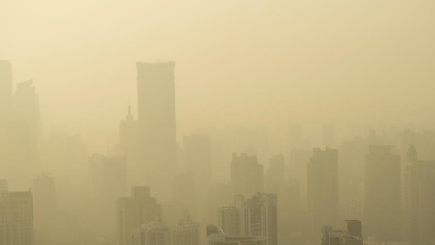 Едва 12% от жителите в градовете по света дишат качествен въздух