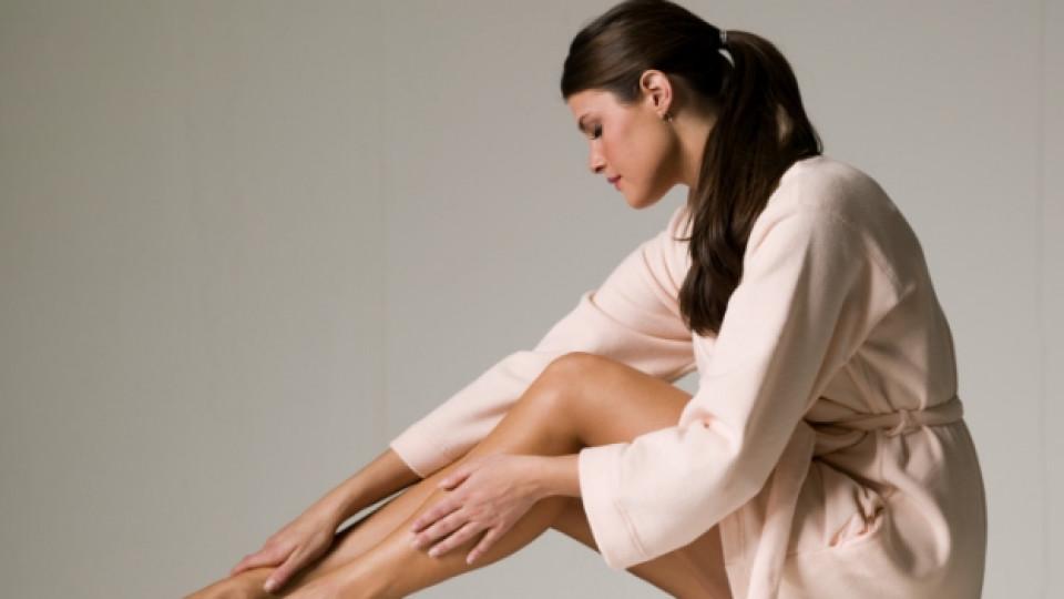 Домашна терапия срещу стрии