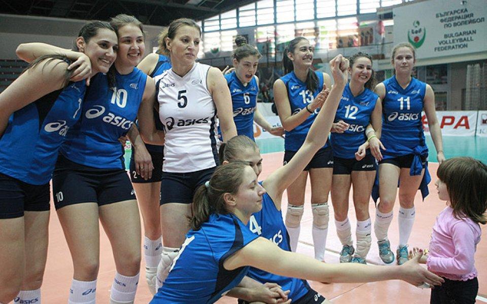 Неприятна новина: Женският волейболен Левски изчезна