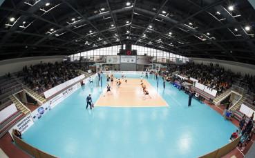 Отмениха волейболния мач Левски – Пирин