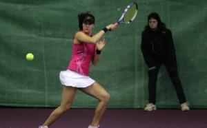 Джулия Терзийска на 1/4-финал в Тунис