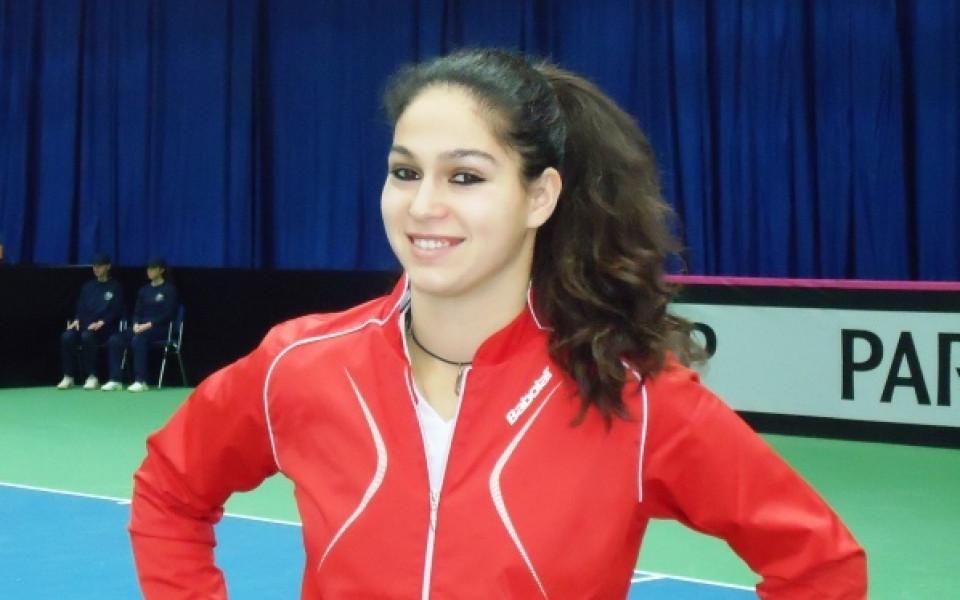 Шиникова се класира за финала в Испания